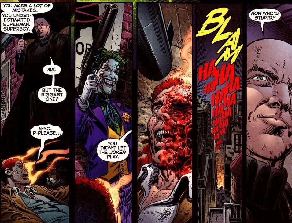 Infinite Crisis (Comic Book) - TV Tropes