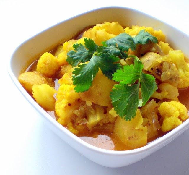 Aloo Gobi Recipe images