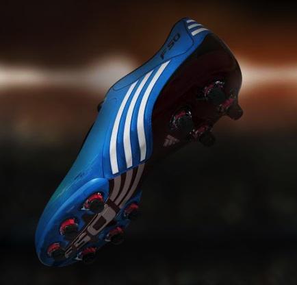 Zapatillas de Messi, Adidas F50 I Tunit   Opinion de
