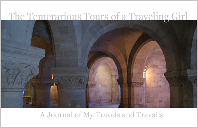 The Temerarious Tours of a Traveling Girl