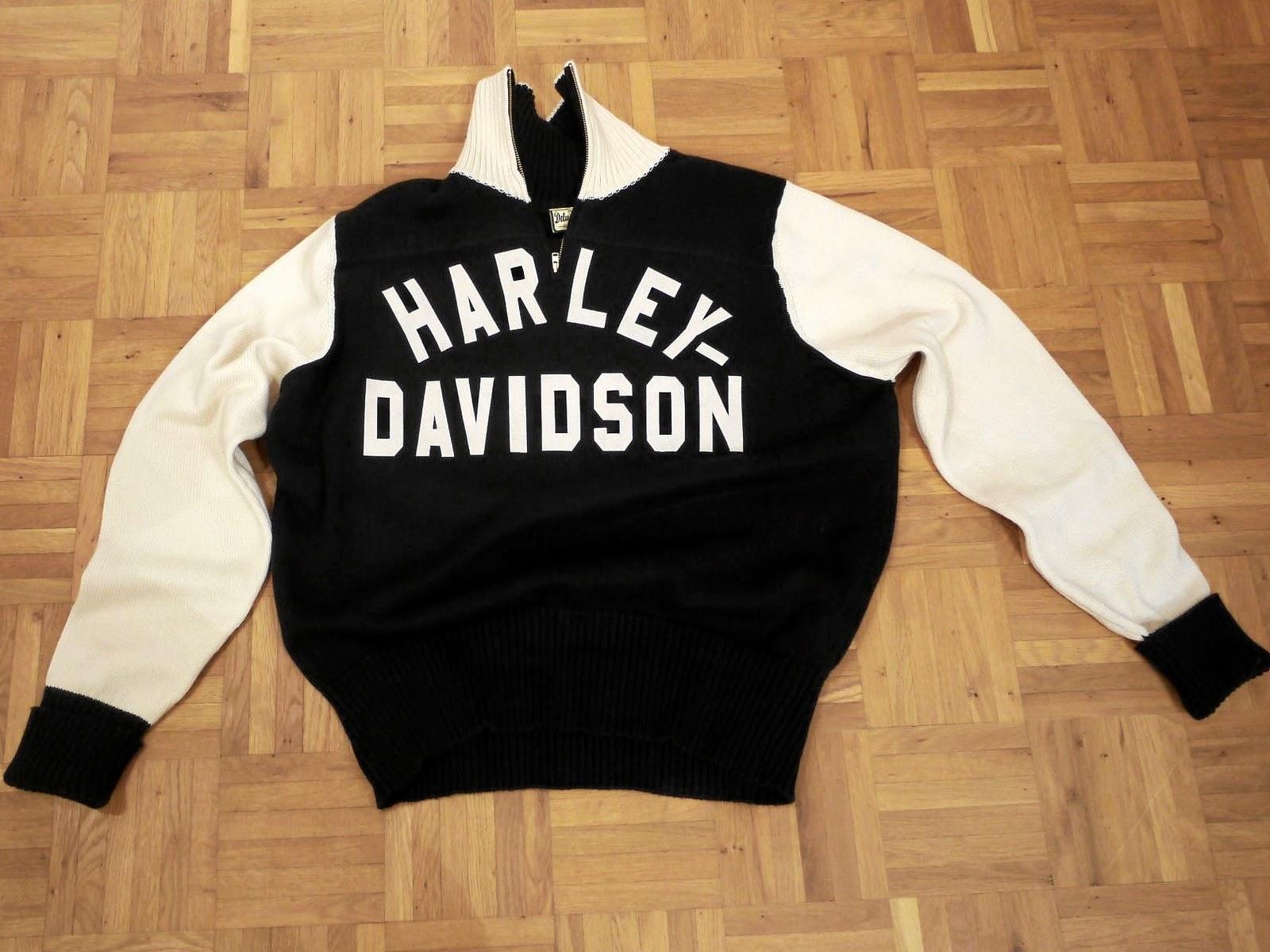 Harley Sweater Vintage Davidson