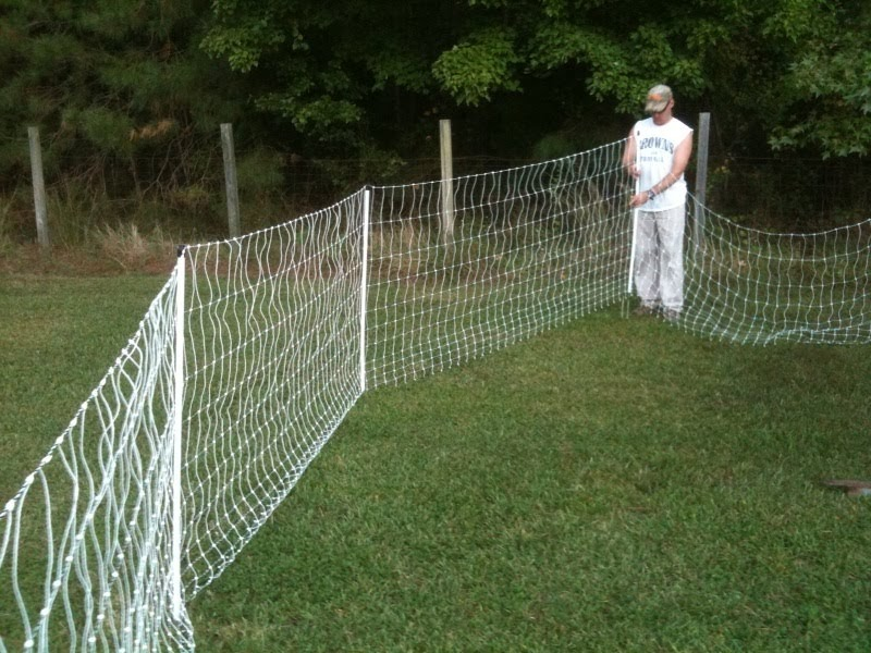 ELECTRIC FENCE: BUILDING A PORTABLE ELECTRIC FENCE