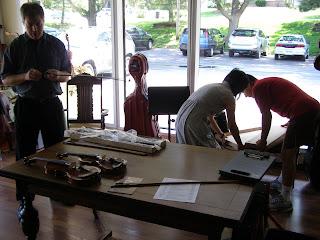Corner Violin Shop The Weekly Blog Of A Cavallo Violins