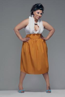 668f0789e1e Jasmine Elder  The Curvy Fashionista behind the plus size ...