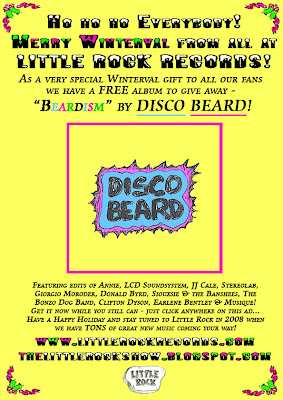 Disco Beard!