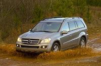 Mercedes-Benz GL-Class Review