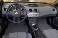 Mitsubishi Eclipse Spyder Review