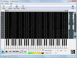 TwelveKeys music transcription software