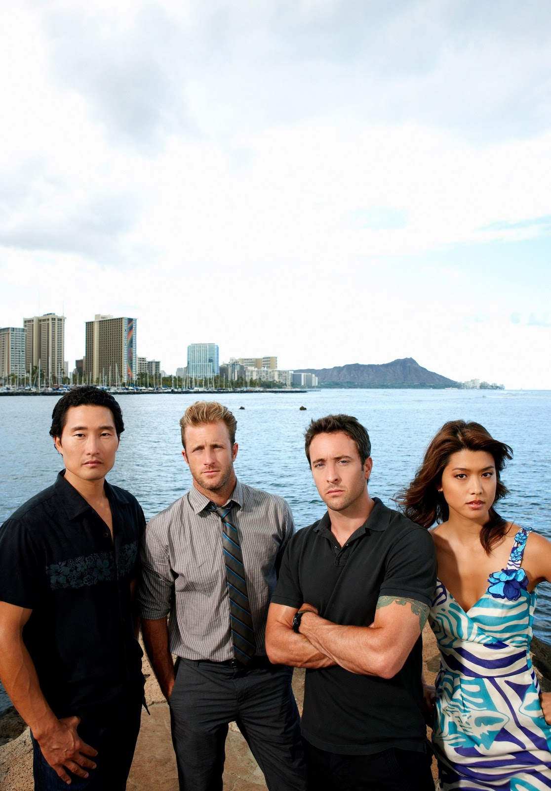 Hawaii 5 O Cast