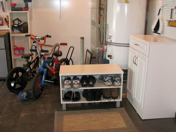 Stop And Stamp The Roses Garage Remodel Pictures