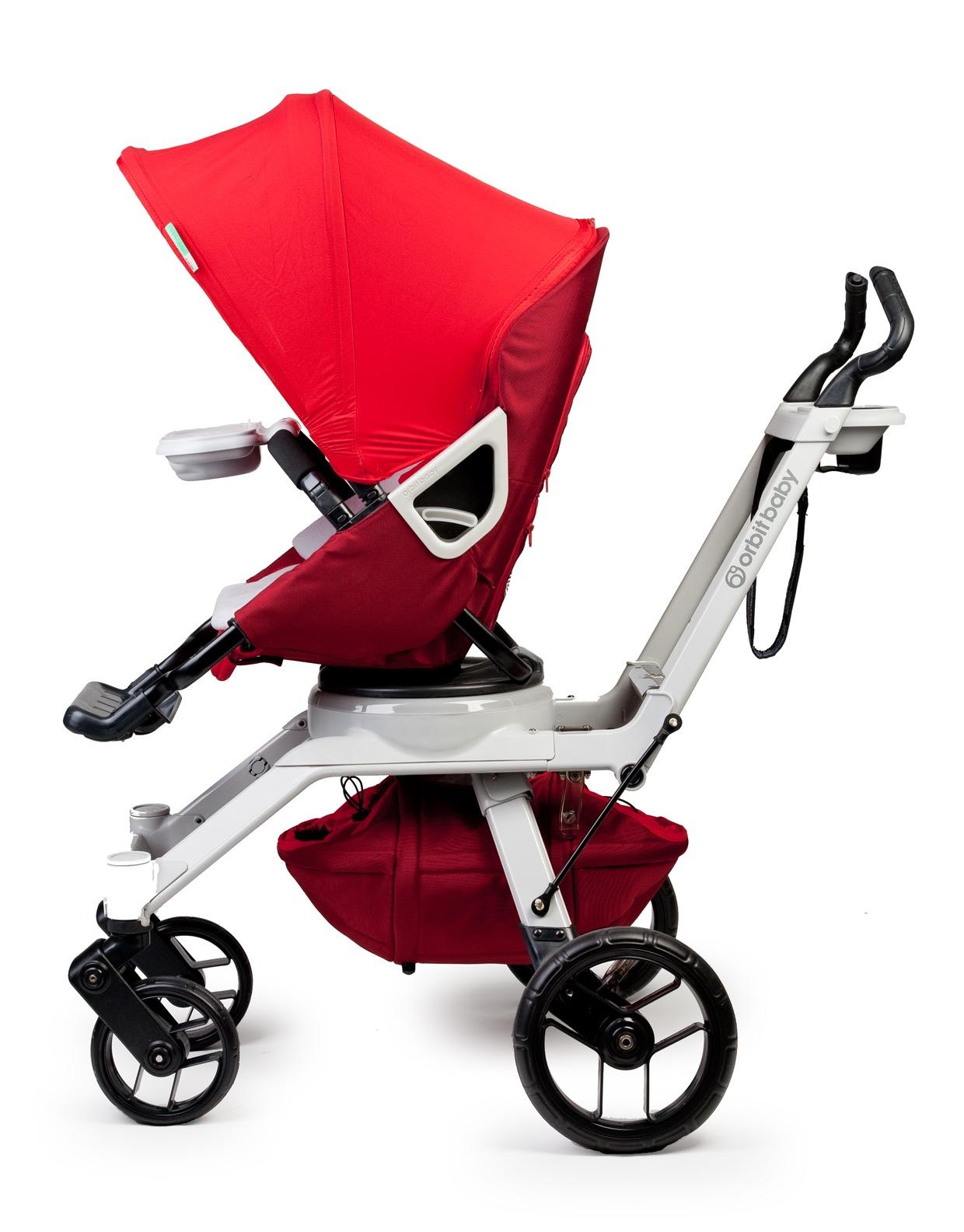 Yaz very own Strollers Safe Haven: Orbit Baby G2: 2010
