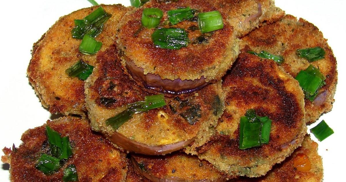 Eggplant Fry/Breaded