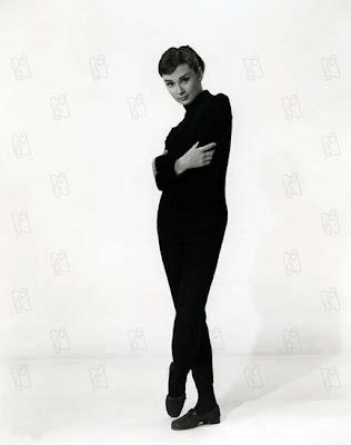 "Audrey Hepburn, ""Funny Face""  1957"