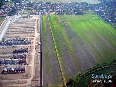 Neraca Penatagunaan Tanah, Perencanaan Kota