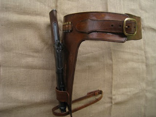 Magnolia Leather Works Custom Made Mare S Leg Holster