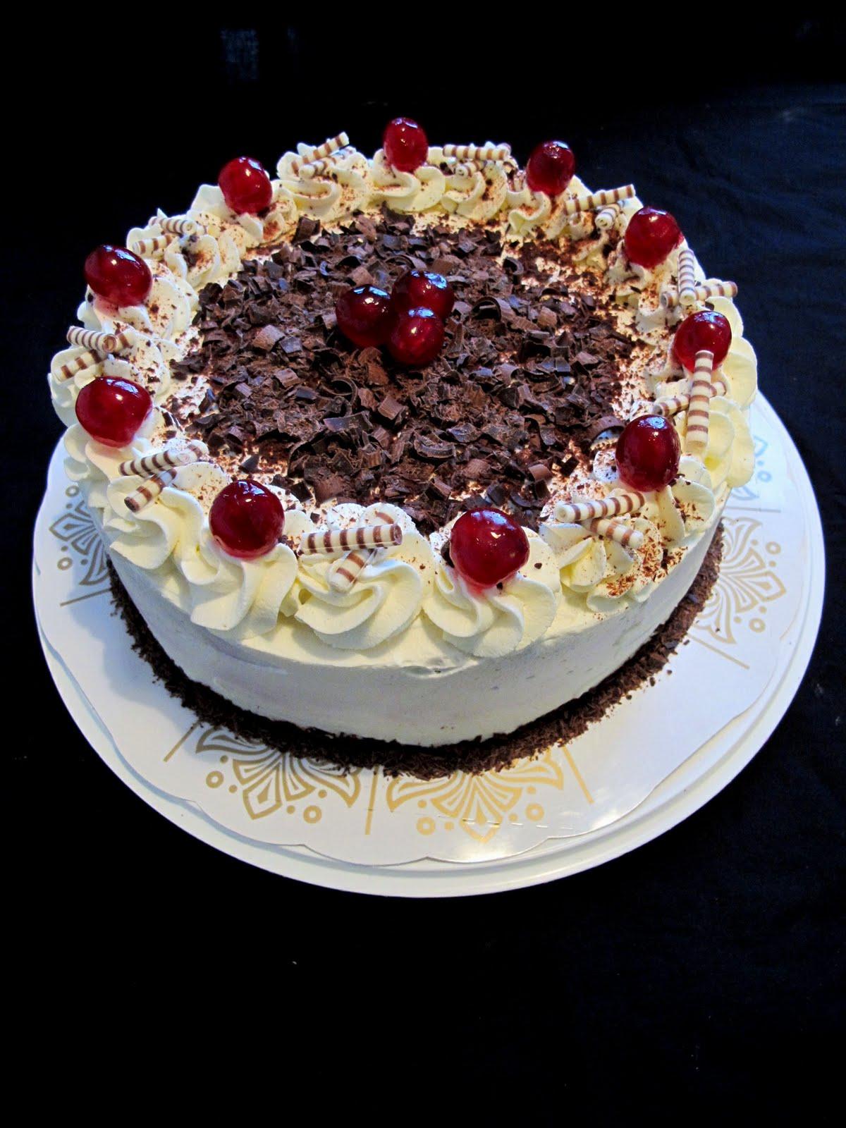 Dammsugare Cake