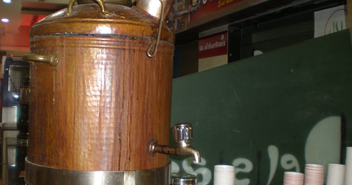 Niya S World Tea In A Samovar Thattukada Chennai