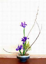 Ikebana Formal Style