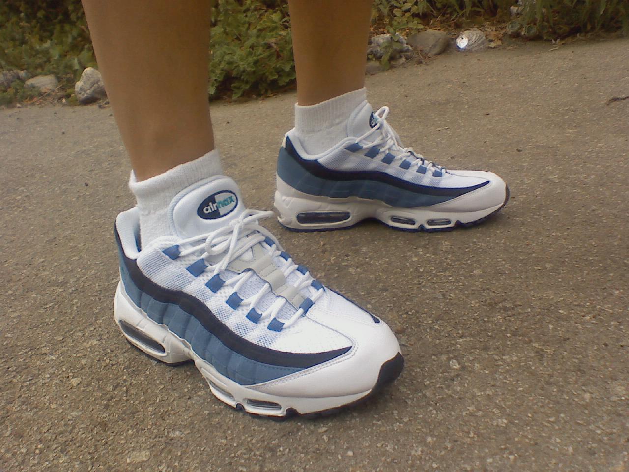 meet e2390 944b5 lace air max 95 shoes .