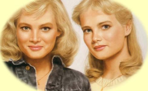The Wide World Of Sweet Valley Jessica And Elizabeth Wakefield