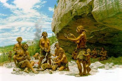 Grupos o tribus prehistóricas