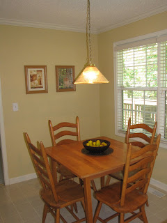 Kitchen Table Staging Ideas