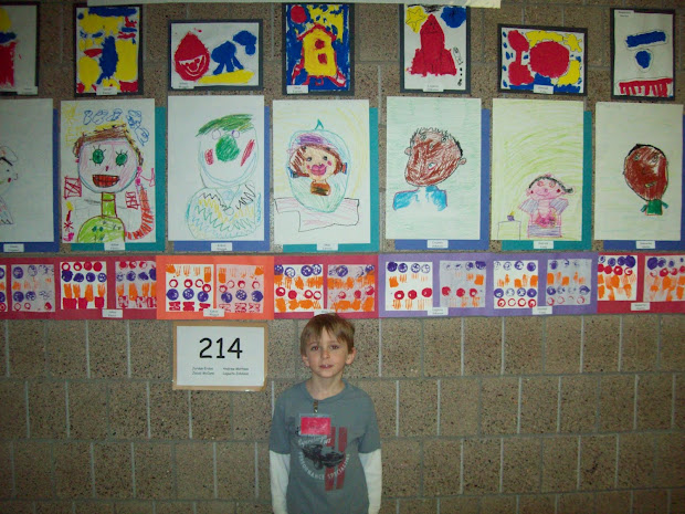 Primary Colors Kindergarten Art Lessons