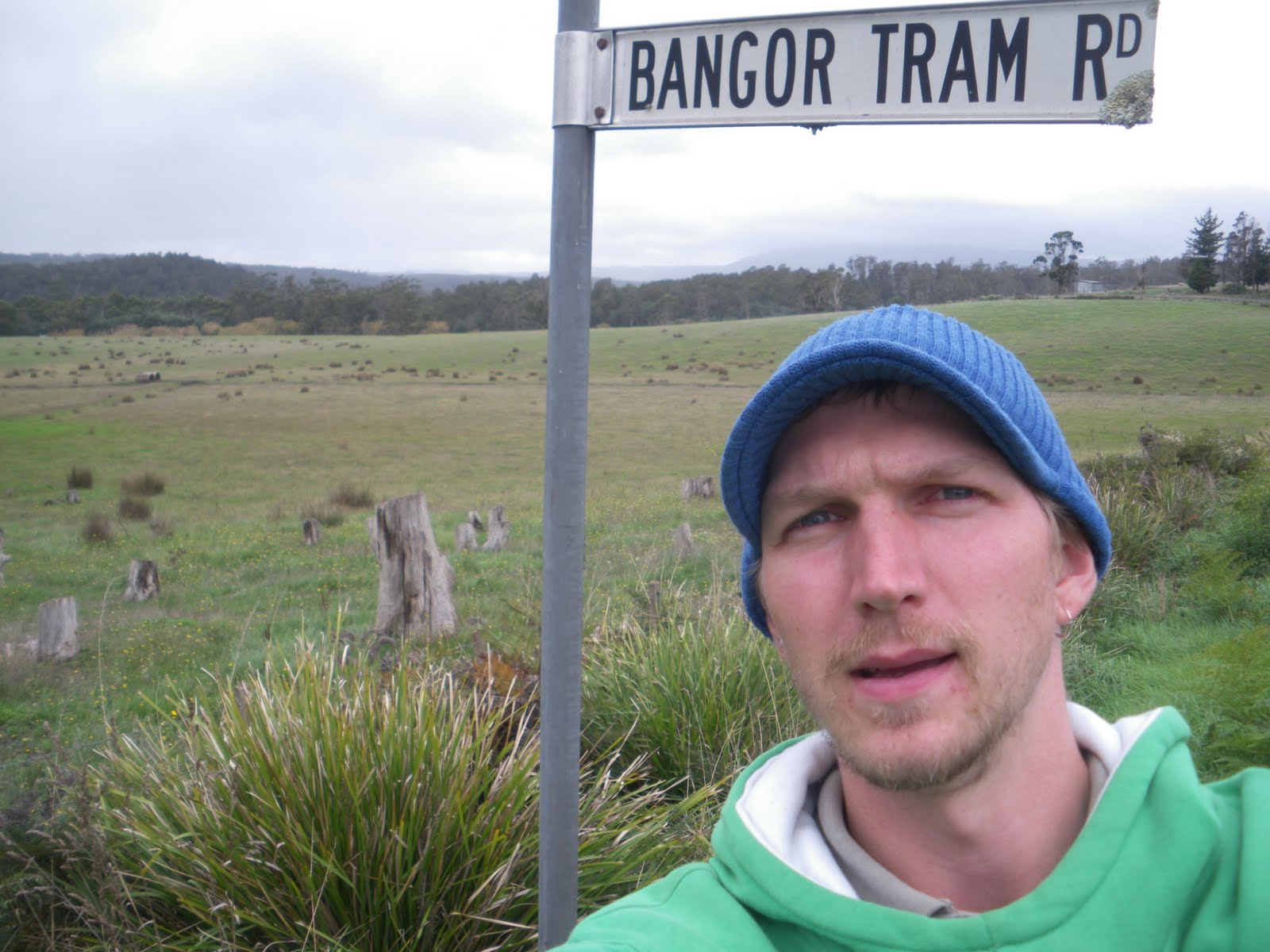 Bangor, Northern Tasmania - Don't Stop Living