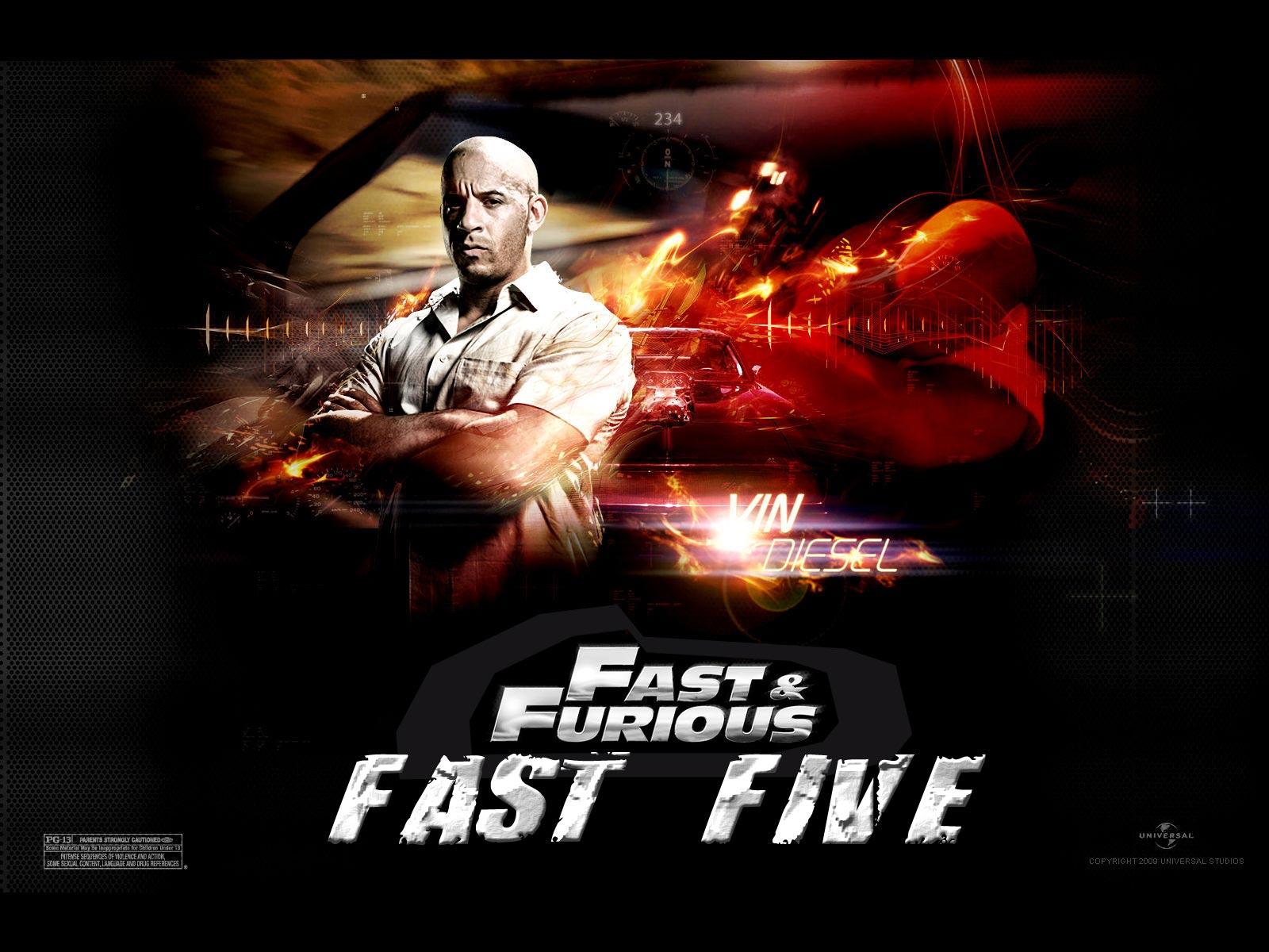 Fast & Furious: Fast Five (Video)