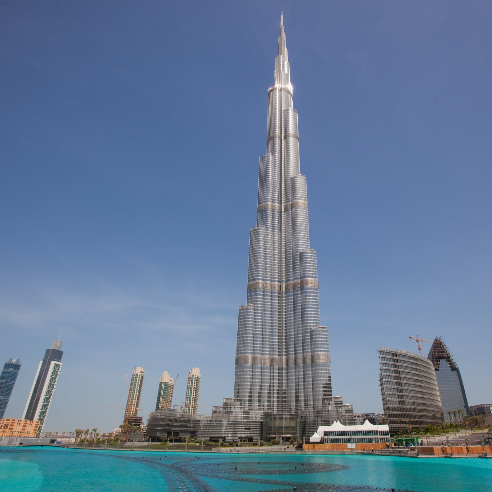Terry's Travel and Thoughts: The Burj Khalifa in Dubai ...