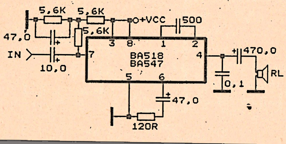 tda7240 tda7241 amplifier schematic circuit diagram symbols u2022 rh armkandy co