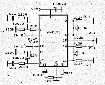 Symmetrical Power Supply With L165 together with Power Audio  lifier With Tda7377 2 1 Stereo Subwoofer furthermore 56b99j besides INA321 322  lifier circuit diagram using feedback capacito 22431 as well 60w Power  lifier Class B Circuit. on capacitor for amplifier car
