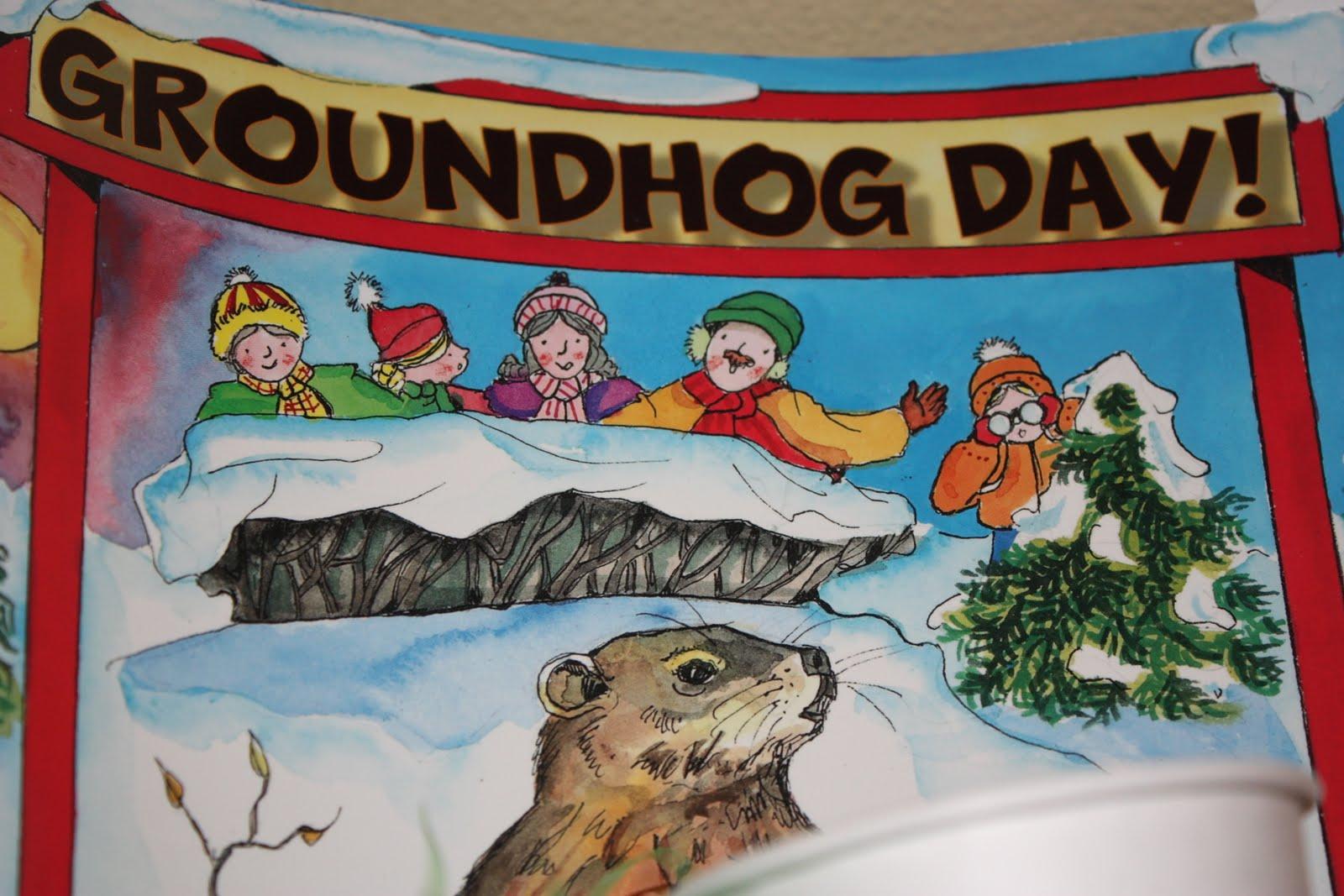 Sunshine Preschool Happy Groundhog S Day
