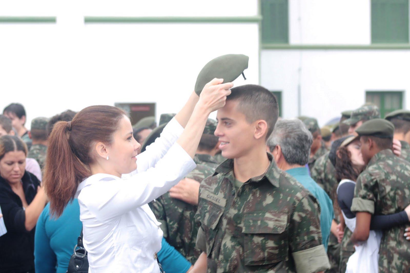 Os 270 recrutas do 62º Batalhão de Infantaria referentes ao ano de 2010 26a75b99a23