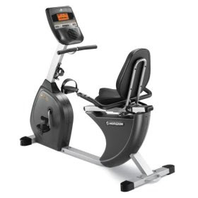 Horizon Fitness RC30 Recumbent Bike