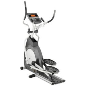 The Horizon EX66 is built with a thinner design than the EX56 Elliptical.