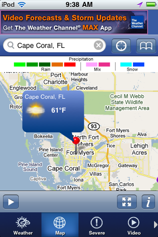 i-Marine Apps: Best Free Weather Apps for the iPhone
