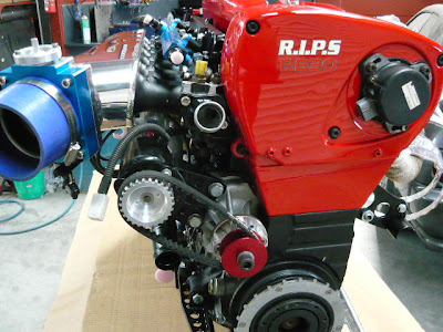RIPS RB30 Engine