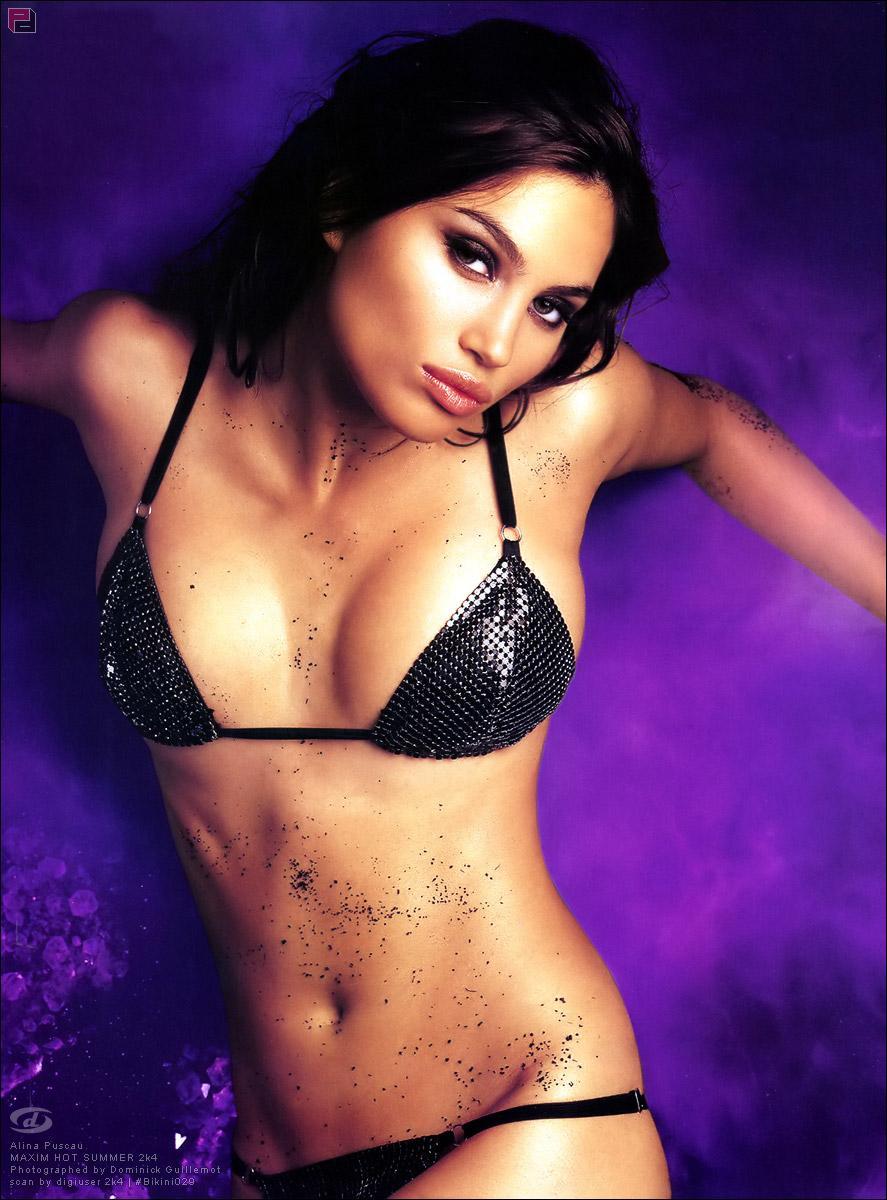 Alina Puscau Hot Picture