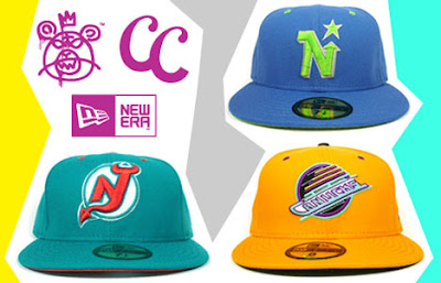 Mishka x New Era x Cap city 2nd ed