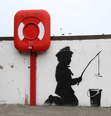 Banksy – new UK