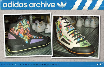 Adidas Archive on Sneaker Freaker