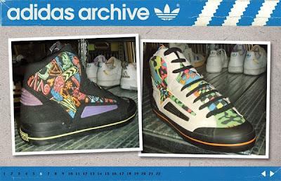 Adidas Archive on Sneaker Freaker
