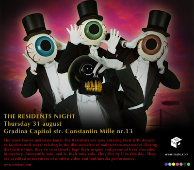 The RESIDENTS Night @ Capitol