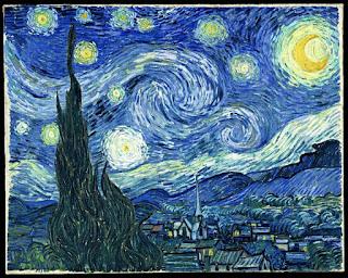 اشهر عشرة لوحات عالمية VanGogh-starry_night