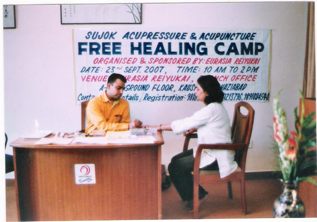 Sujok Therapy: Sujok Acupuncture