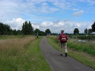 Klik om foto's van Strijbeekse Heide route te zien