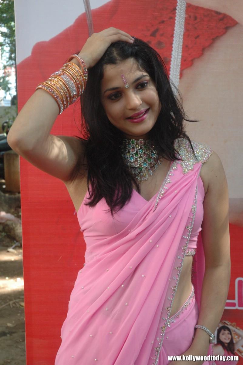 Sri Lankan Girls Hot Indian Model Wet Saree Scenes Gallery-3369