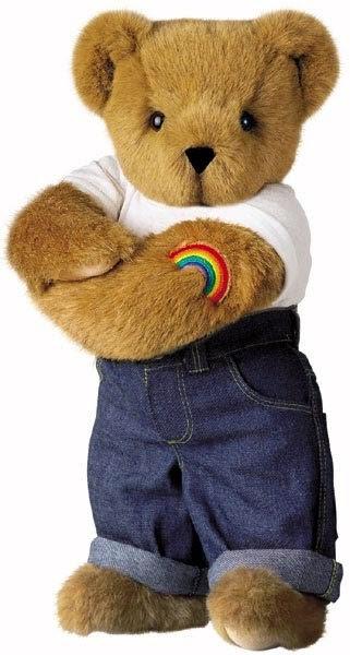 Teddy bear type guy