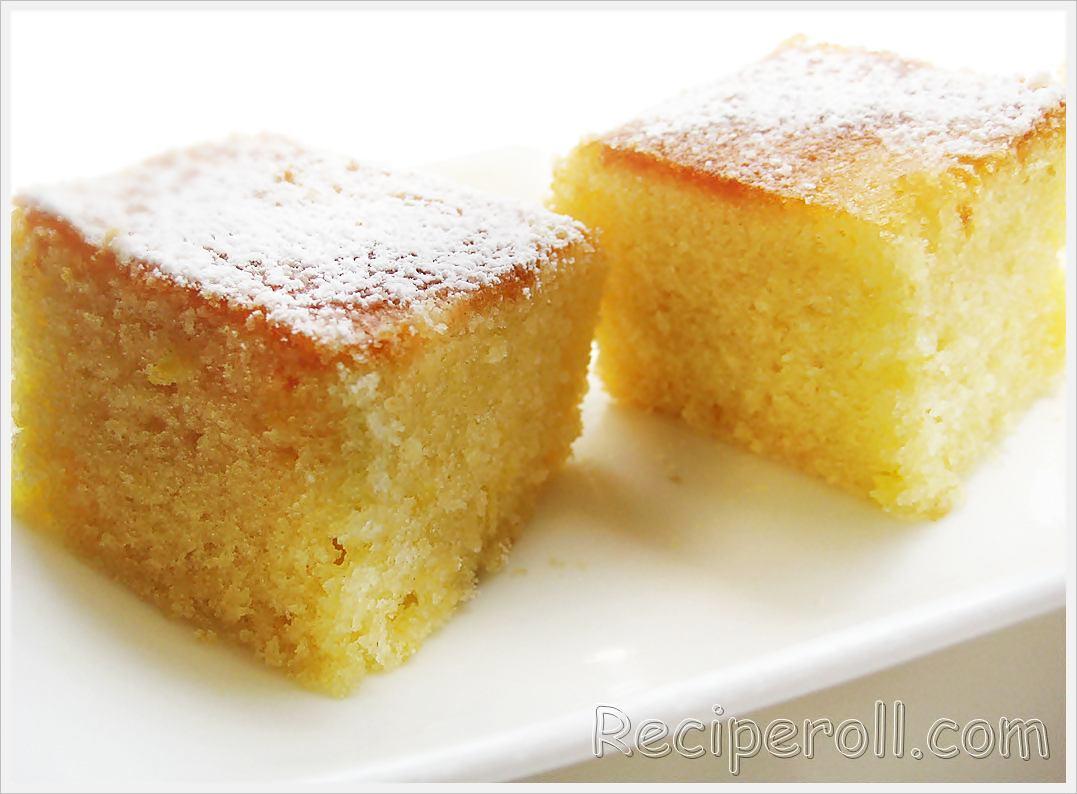 Image Gallery moist lemon cake